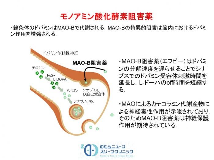 酸化 剤 阻害 モノアミン 酵素